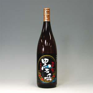 黒石岳 芋焼酎 25°(国分酒造)1.8L  [76898]