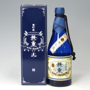 薩洲濱田屋伝兵衛 兼重 麦焼酎 25度 720ml  [76912]