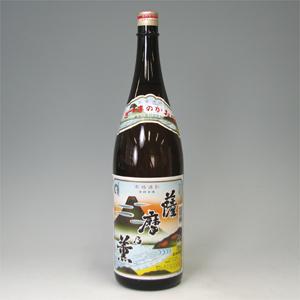 薩摩の薫 芋焼酎 25゜ 田村合名1.8L  [76955]
