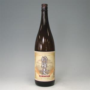 アサヒ 本格麦焼酎 綺羅麦 25゜ 1.8L  [77019]