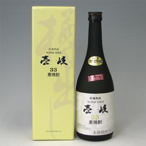 壱岐 スーパーゴールド 33゜ 720ml  [77036]