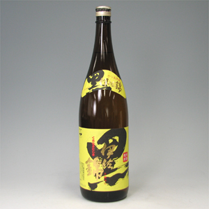 伊佐錦 黒 25゜ 芋焼酎 瓶 1800ml  [77090]