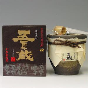 父の日 田苑 五百年貯蔵 かめ壷 芋焼酎 25°1.8L  [77096]