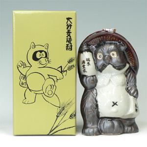 ぶんご太郎 豆たぬき徳利 麦焼酎 25゜ 720ml  [77098]