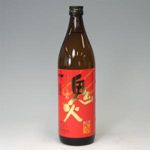 焼き芋焼酎 鬼火 25度 900ml  [77104]