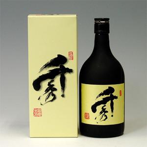 千秀 芋焼酎 25゜日当山酒造 720ml  [77105]