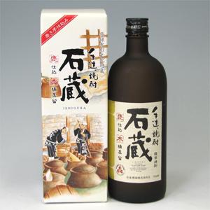 石蔵 芋焼酎 25° 白金酒造 720ml  [77117]