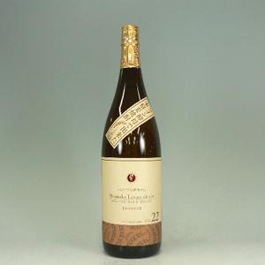 のんのこ ワイン酵母仕込 麦焼酎 22゚  1.8L  [77269]