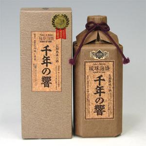 樽貯蔵古酒 千年の響43°720ml  [77495]