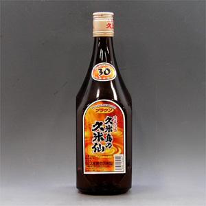 久米島の久米仙 茶 30゜ 720ml  [77502]