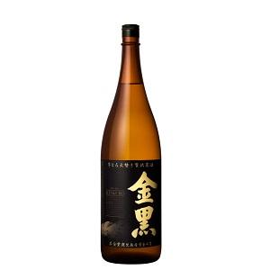 アサヒ 金黒 芋焼酎 25゜ 瓶  1.8L  [77532]