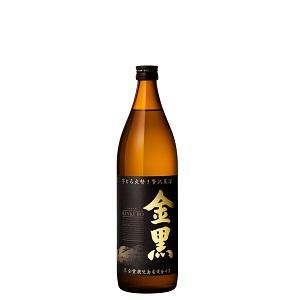 アサヒ 金黒 芋焼酎 25゜ 瓶  900ml  [77533]