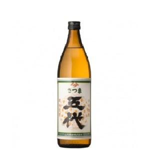 さつま五代 芋焼酎 25° 山元酒造900ml  [77983]