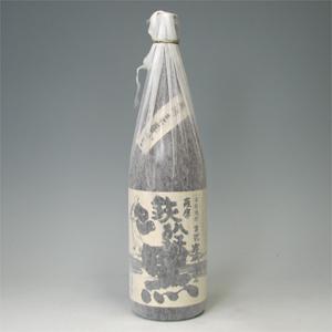 鉄幹 黒 芋焼酎 25°オガタマ酒造1.8L  [78014]