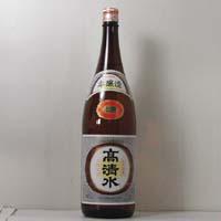 高清水 本醸造 上撰 1800ml  [810]