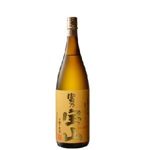 富乃宝山 芋 25゜   西酒造1.8L  [893056]