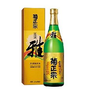 菊正宗 特醸 「雅」特別純米酒 720ml  [92]