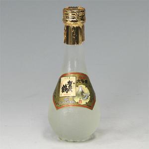 賀茂鶴 ゴールド 花瓶形 180ml  [99]